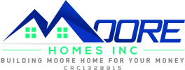 Moore Homes Inc Logo